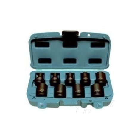 Makita 9. dílná sada nástrčkových klíčů 1 2´´