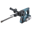 Makita Aku kladivo s výměnným sklíčidlem Li-ion 2X18V,bez aku Z