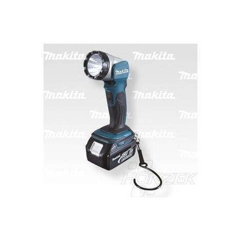 Makita Aku LED lampa Li-ion 14,4V + 18V oldDEABML802 Z