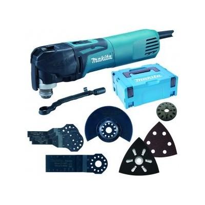 Makita Multi Tool s příslušenstvím 320W,systainer