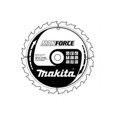 Makita pilový kotouč 180x30 40 Z