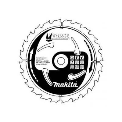 Makita pilový kotouč 185x30mm 24T old A-89654