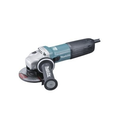 Makita Úhlová bruska 125mm,SJS,elektronika,1400W
