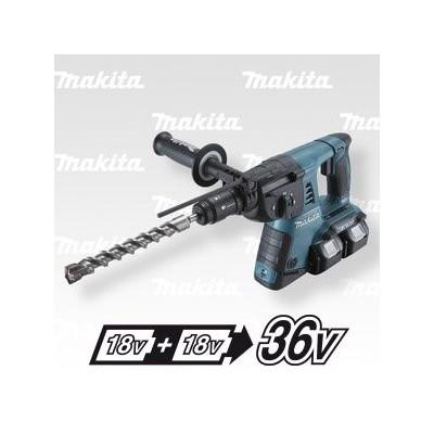 Makita Aku kladivo s výměnným sklíčidlem Li-ion 2x18V 5,0Ah