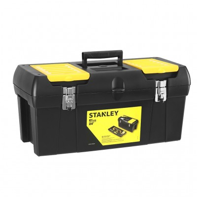 Box na nářadí s kovovými zámky STANLEY 1-92-066