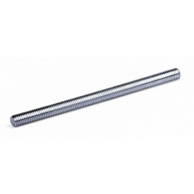 Závitová tyč M6 1000mm DIN 975 4,8 Zinek bílý