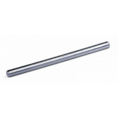 Závitová tyč M10 1000mm DIN 975 4,8 Zinek bílý