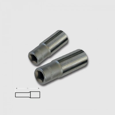 """HONITON Hlavice prodloužená 1 2"""" 21mm H1521"""