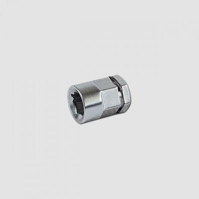 """HONITON Adaptér na bity pro ráčnový klíč 10mm x 1 4""""HEX HWA-05S05"""