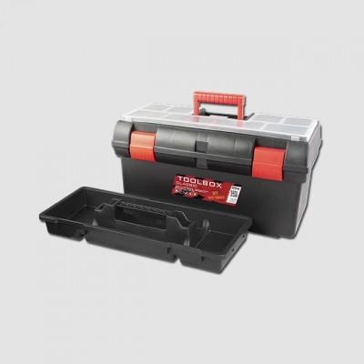 PATROL Box plastový s organizérem STUFF Semi Profi 510x255x265mm ( P90070 ) P90046