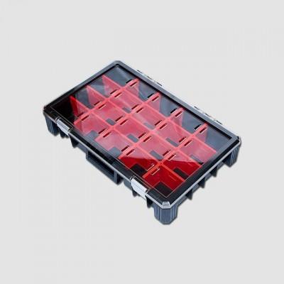 PATROL Box plastový s organizérem HD600 MIX, 390x600x110mm P90077
