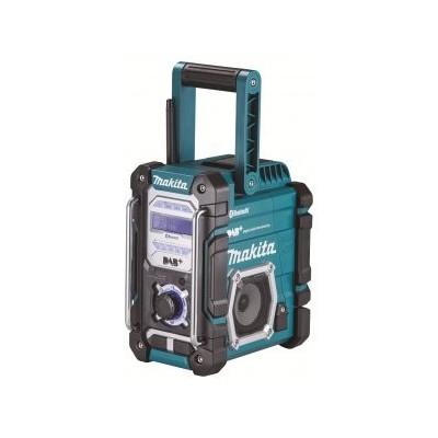 Makita Aku rádio DAB s Bluetooth, Li-ion 7,2V-18V Z